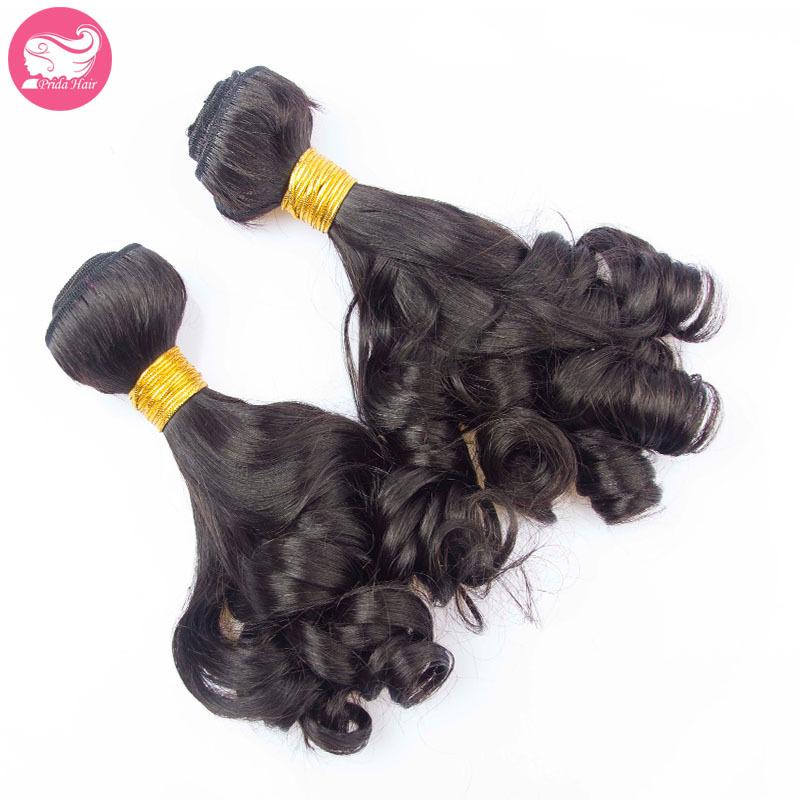 Buy 7a Bouncy Curly Virgin Malaysian Funmi Hair Weave Cheap 2