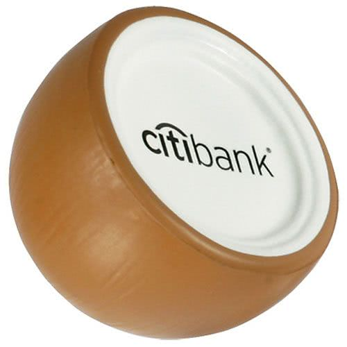 Promotional PU Foam Coconut Stress Ball