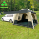 3 Seasons 5 Person Multifunctional SUV Truck top Tent