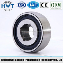 GW208PP17 spherical ball bearing,square bore bearing,agricultural bearing