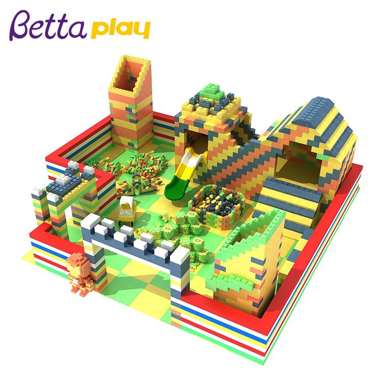 Betta Kids Epp Foam Blocks/imagination Building Block/block Building Indoor  Playground - Buy Block Building Indoor Playground,Indoor Playground,Epp