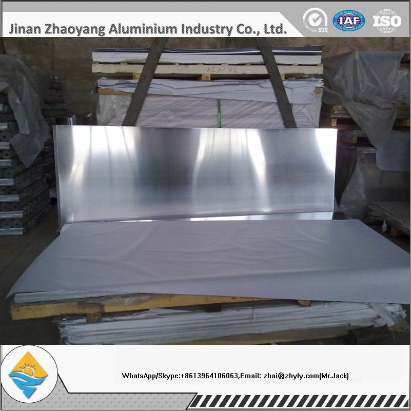Polykraft moisture barrier Alloy 3003 aluminum sheet / plate for heat insulation jacket