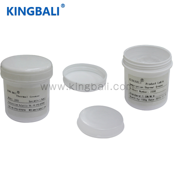 thermal grease for cpu Thermally Conductive Silicone