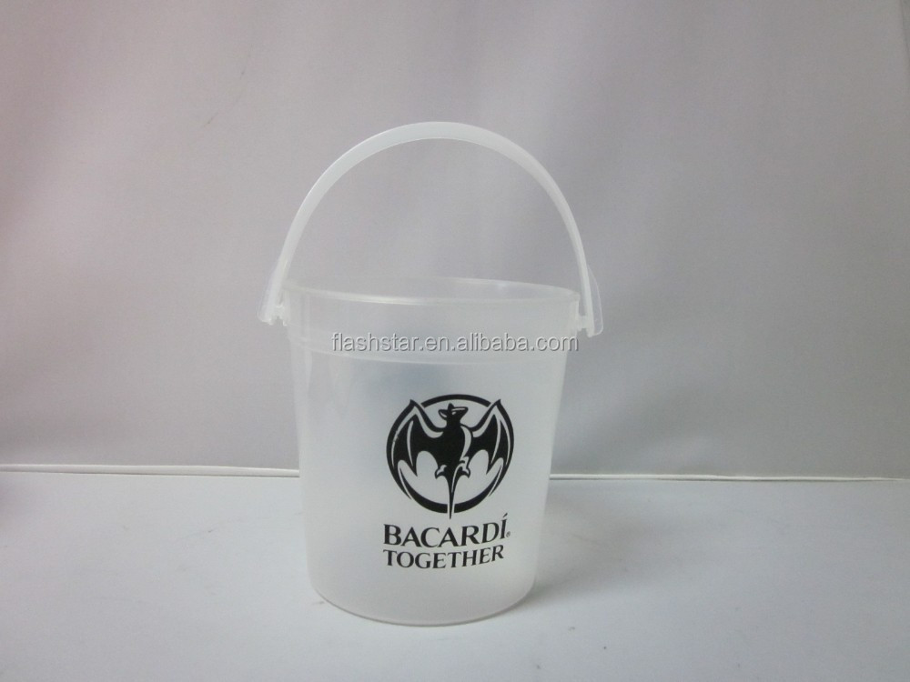 MALIBU Rum punch bucket punches with handle