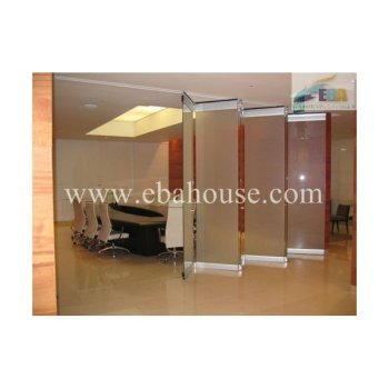 Opaque glass frameless folding door partition  sc 1 st  Alibaba & Opaque Glass Frameless Folding Door Partition - Buy Folding Door ...