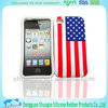 2014 hot selling new products silicone phone for iphone 5 case