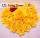 Handmade photo studio props arranged simulation paper flower rose 01-10