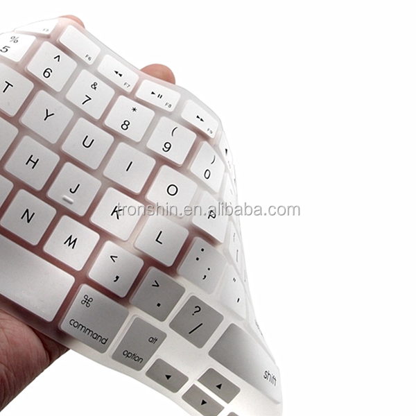 New Fashional Soft Touch Durable Printed Keyboard Cover with Number Pads
