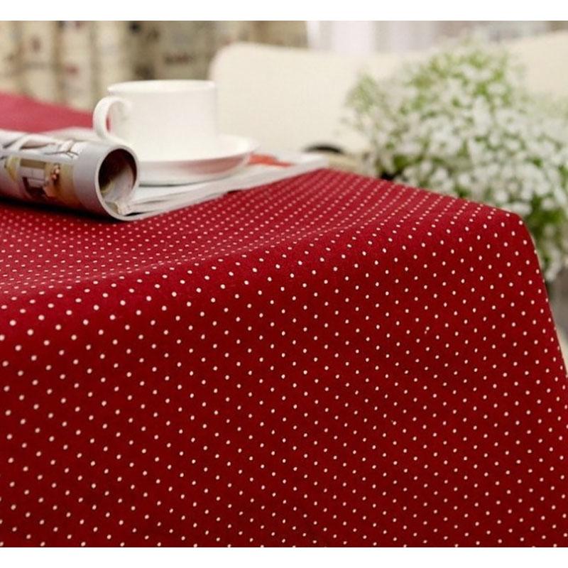 christmas table cloth woven printed korean endlesss size