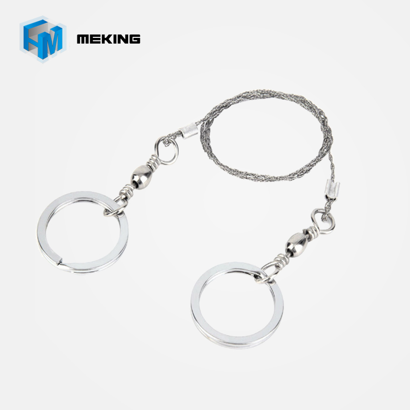 Meking Emergency Survival Gear Steel Wire Saw Camping Hiking Hunting Climbing Gear