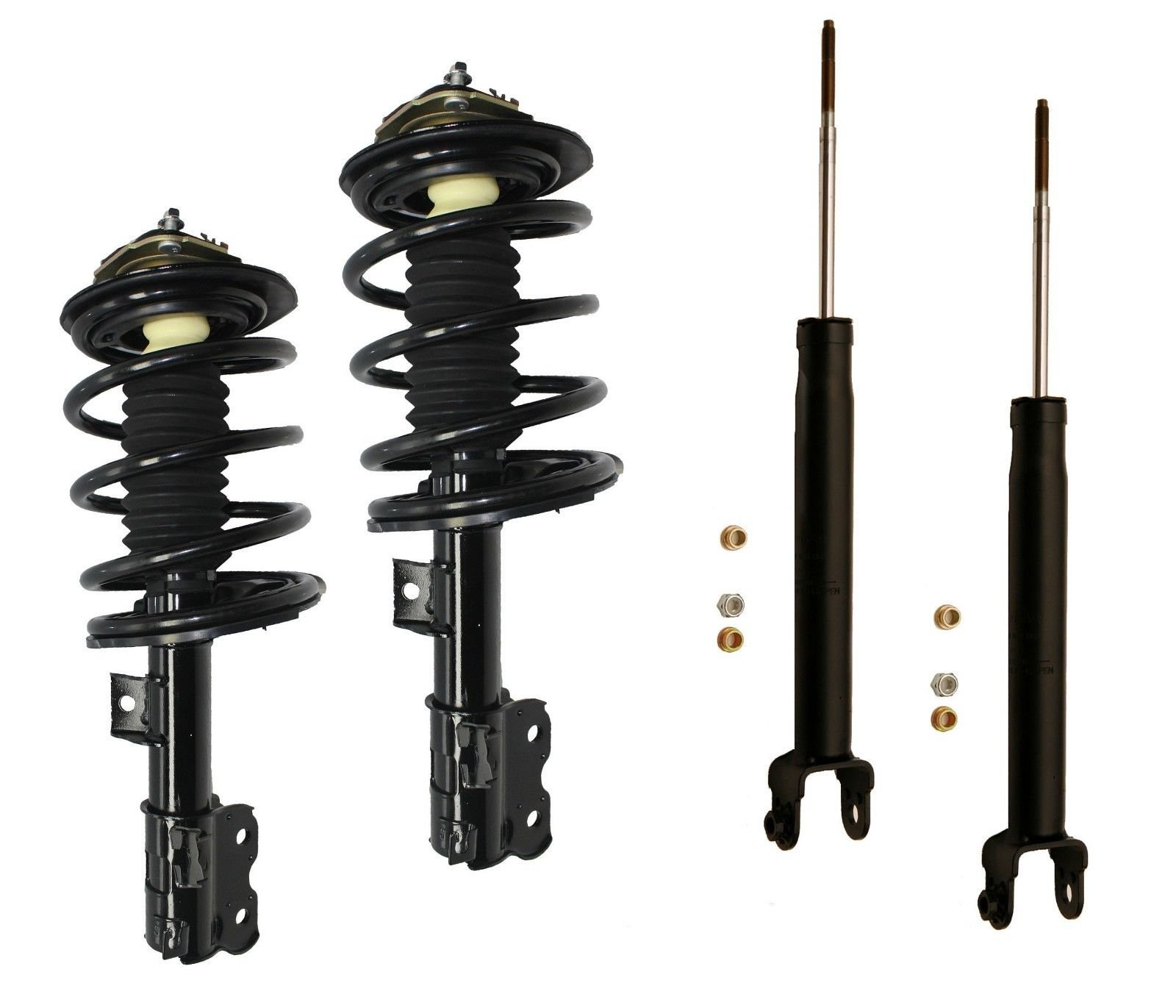 cheap nissan altima shocks and struts, find nissan altima shocks andget quotations · dta 70024 full set 2 front complete struts with springs and mounts 2 rear shocks