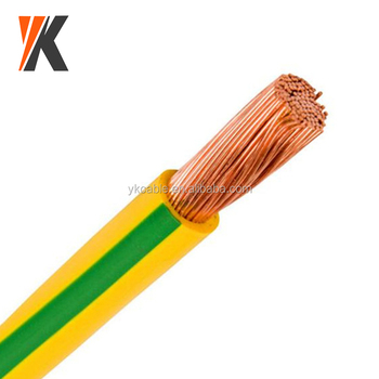 h05v k h07v k 4mm2 6mm2 yellow green grounding cable buy yellow green grounding. Black Bedroom Furniture Sets. Home Design Ideas