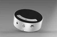 2017 Unique Design Cheap Super Bass Bluetooth Speakers HRW-SQ007