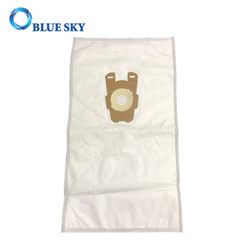 White Non-Woven Dust Bag for Kirby F Style Vacuum Cleaner