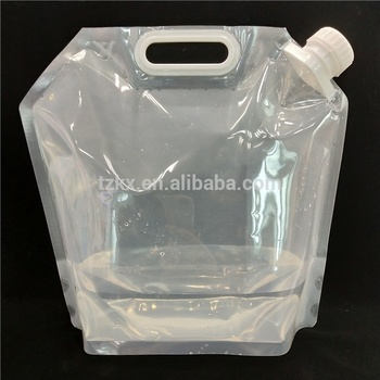 3l5l10l Spout Water Wine Bag