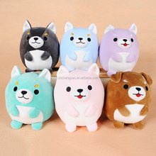 The new hot - selling space cotton six - colored dog toy dog toy children's gift-dog plush toys