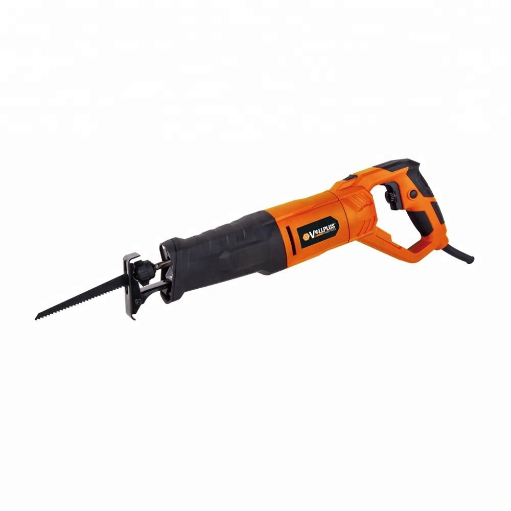 Vollplus VPRS1005 stocked product 850W high quality power tools best cutting wood metal electric reciprocating saw