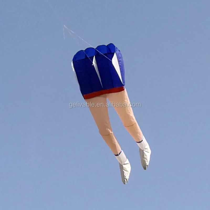 Wholesale 3D inflatable leg kite for sale