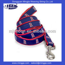 hot sale colorful rope dog leash