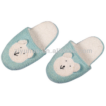 Kids bedroom slippers