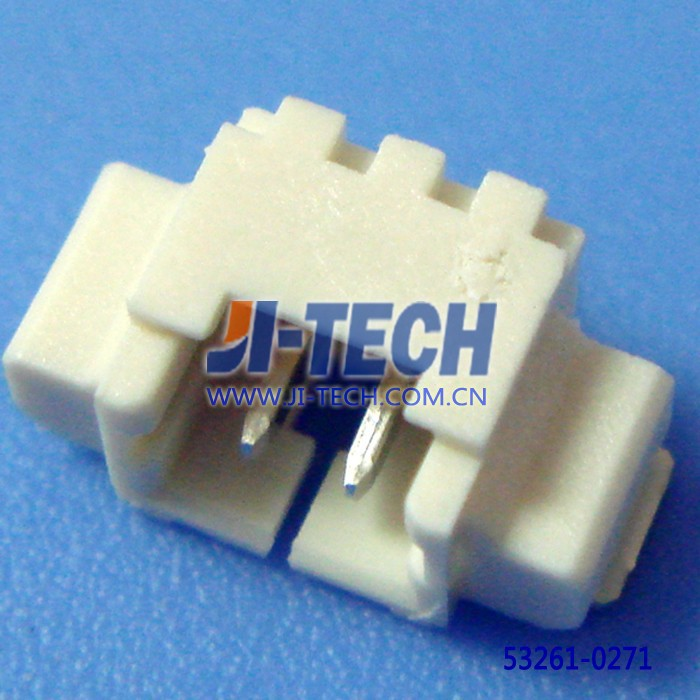 2-4 Pin JST EH Style EH 2.5mm Connector Plug Housing