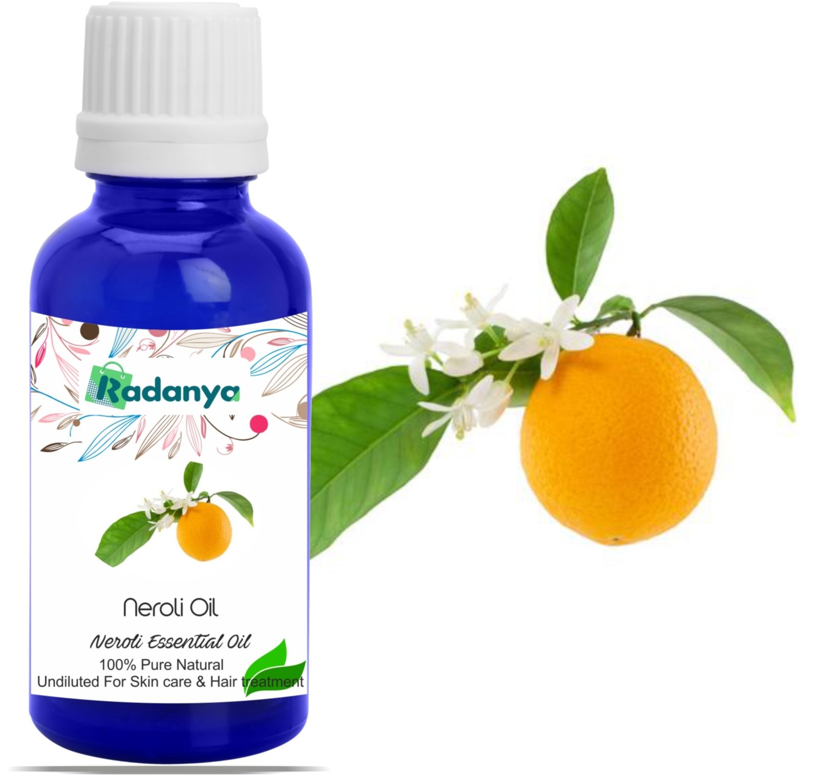 Neroli essential oil organic