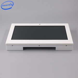 White Colour 1920*1080 12.5'' Touch Screen Cheap All In One Pc