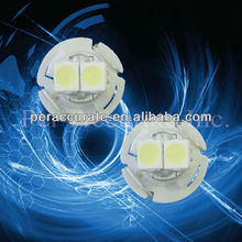 LED Auto Bulb T3 T4.2 T4.7 5050 Chip Interior Car Truck Dashboard Instrument Light New Product