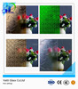 Factory top grade A chinese supplier decorative use 4mm patterned glass for sale