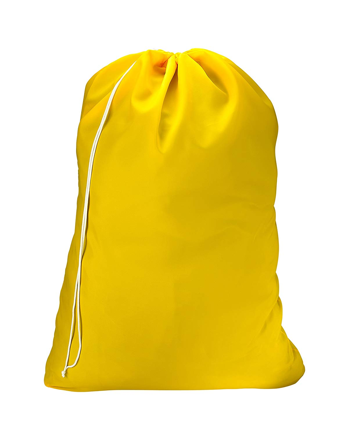 custom waterproof large eco-friendly collapsible washing polyester laundry drawstring bag
