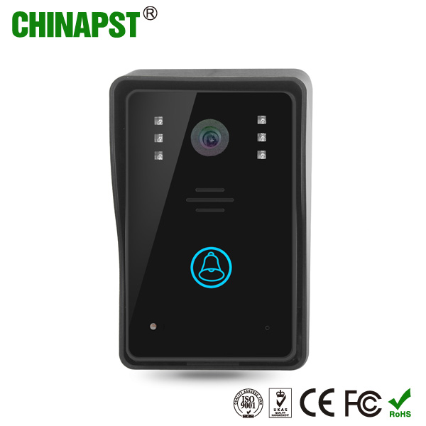 2017 WIFI Intercom video taking IR night vision rain-proof cover home wifi ip video door phone intercom PST-WIFI002A