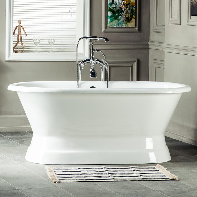 Claw Foot Baby Bath Tub Used Cast Iron Bathtubs For 72