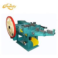 Big manufacture of nail making machine in China