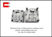 Custom PPS Plastic Injection Moulding Ningbo