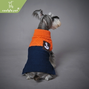 Hot Selling Best Quality Small Pet Sweater Unique Dog Knited Sweater