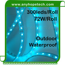 Outdoor IP67 300LEDs 5050smd RGB mixing Color