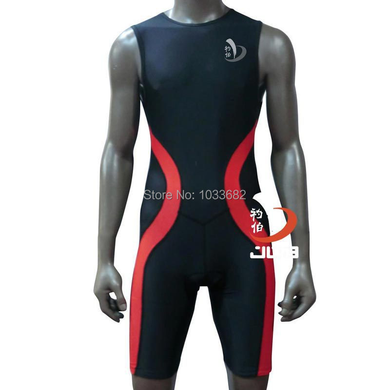 a78170c70a524 JOB mens one piece triarthlon suit Ironman swimwear competitive swimming  racing swimsuits men swimsuit knee boys