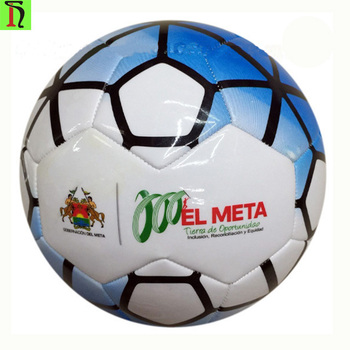 balones de futbol Wholesale sewing machine football ball cheap custom logo  PVC youth soccer balls 656d3ccbbd973