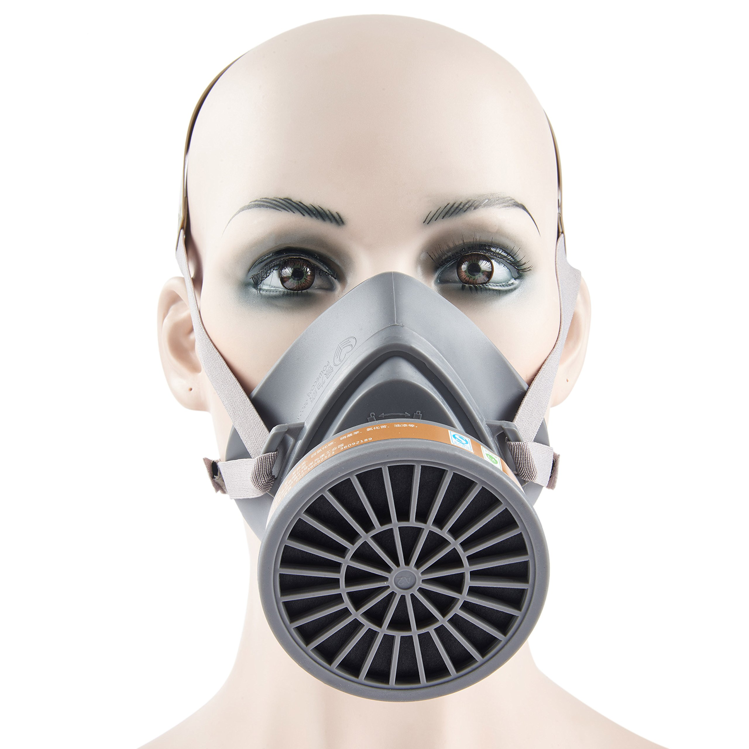 Fire Respirators Capable Anti-dust Respirator Mask Filter Industrial Paint Spraying Protective Facepiece Back To Search Resultssecurity & Protection