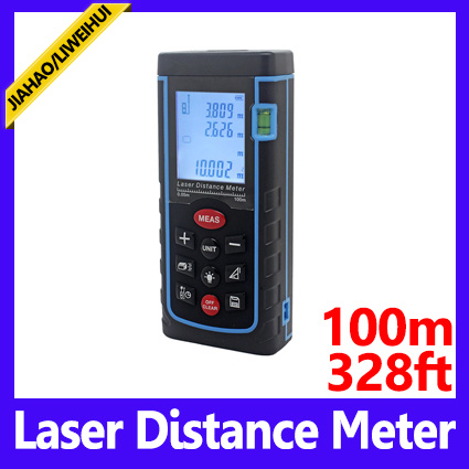 laser rangefinder works using a rangefinder distance meter