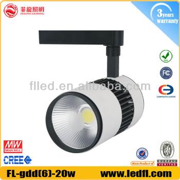 Wireless Track Lighting Remote Control 20w Track Light