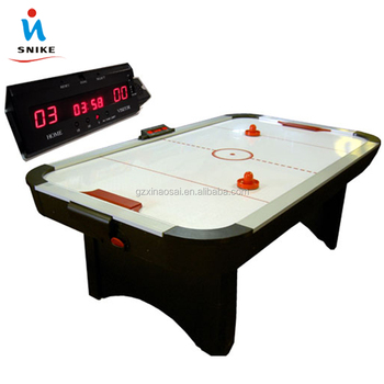 Excellent Quality Ice Hockey Game Table With Electric Scoring And Full Sets  Of Accessories