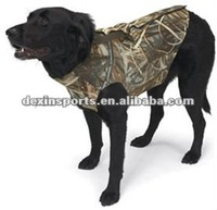 Realtree Camouflage Neoprene North-face Dog Coats And Jackets ...