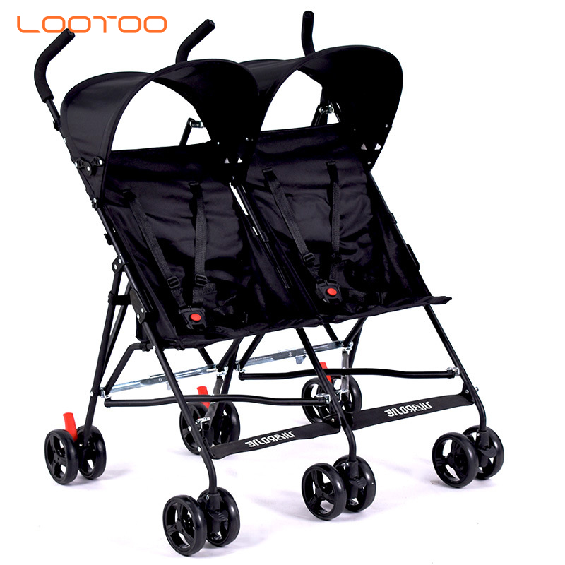 Trade assurance china manufacturer cheap price foldable baby twin stroller