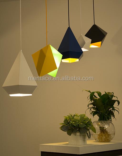 home decor forecast angular ceiling pendant lamp for futuristic lighting - Forecast Lighting