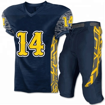 29d4f1588 Cool Mens USA Youth Train Practice Breathable Sports Football Uniforms