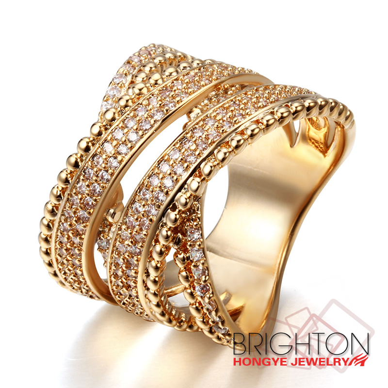 Unique Gold Ring Beautiful Designs | Jewellry\'s Website