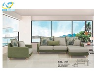2017 New Style Modular Sectional Sofa Set Living Room Furniture