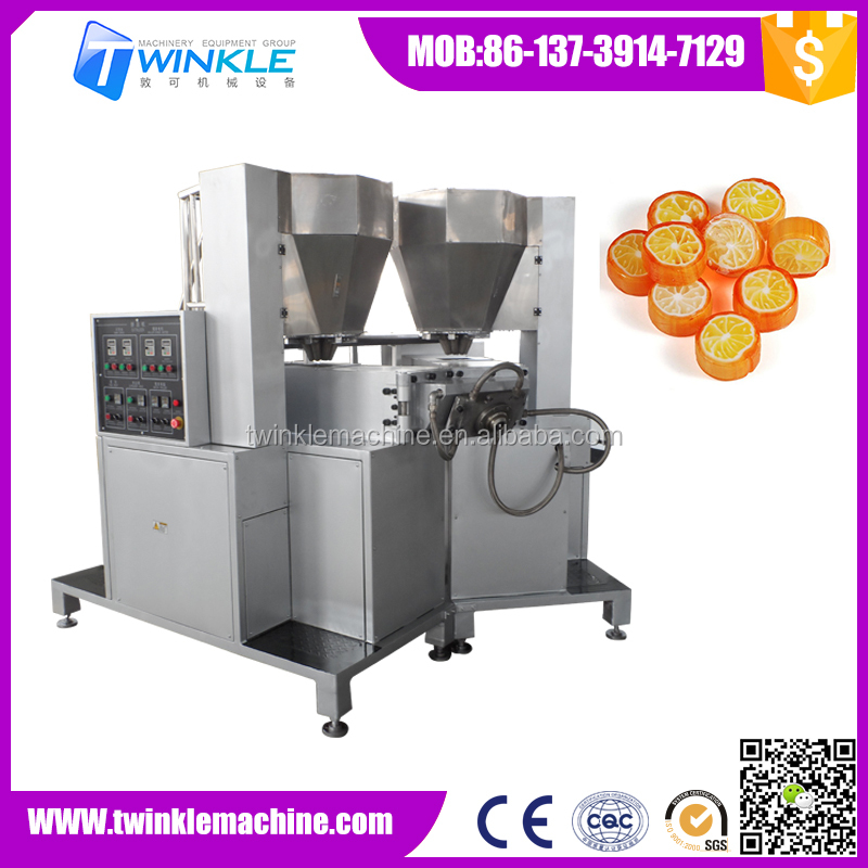 TKT-169 Automatic Hard Candy Making Plant