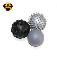 Spiky und <span class=keywords><strong>Lacrosse</strong></span> Massage <span class=keywords><strong>Ball</strong></span> Set-1 <span class=keywords><strong>Lacrosse</strong></span>, 1 PU <span class=keywords><strong>ball</strong></span> und 1 Stacheligen massageball